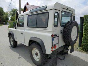 Land Rover Defender prodaja