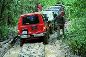 Odlično Off road druženje u Kutini