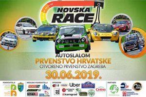 Novska race 2019. najava