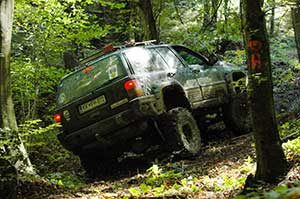 Off road Križevci - roadbook soft