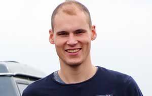Gregor Radkovič