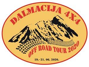 Druženje Dalmacija 4x4 off road Tour 2020. - otkazano