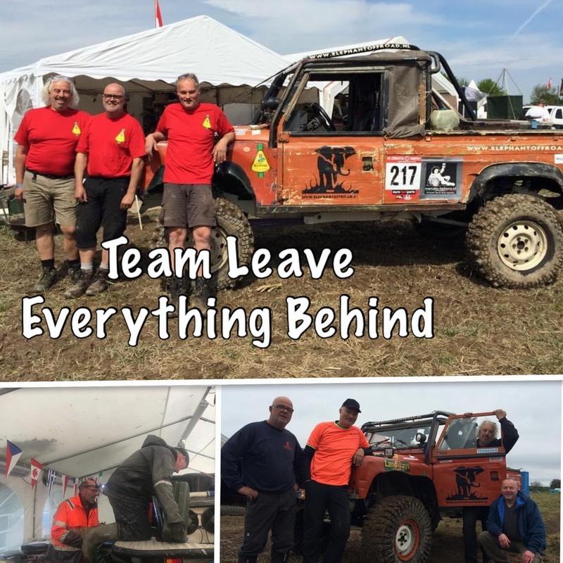 Team Leave Everything Behind