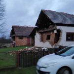 Potres 2020 - Majske Poljane