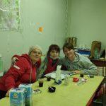 Radna atmosfera - Milana, Schnee i Olivera u GDCK Glina