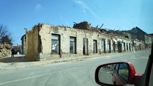 Potres Glina-Petrinja-Sisak 2020.