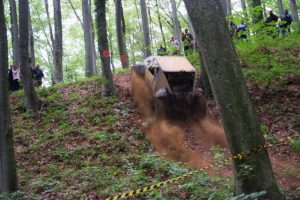 Offroad 4x4 utrka križevci 2021 - hard klasa