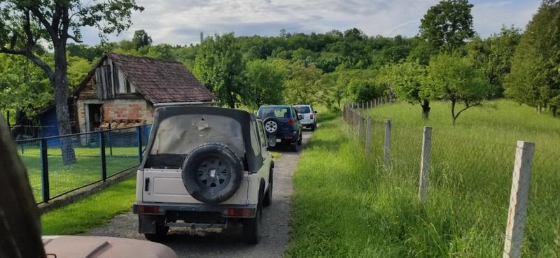 Off road druženje Brodsko Vinogorje